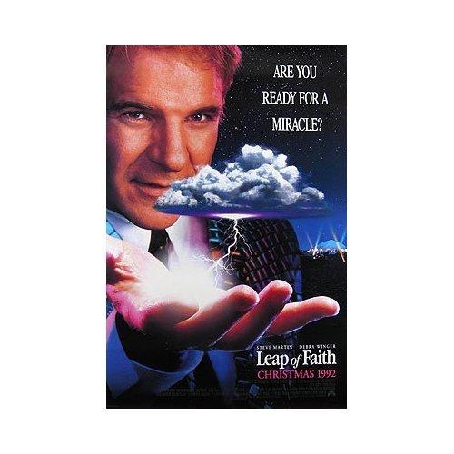 Leap Of Faith Original Movie Poster Single Sided 27x40