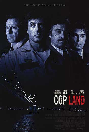 Copland Original Movie Poster Single Sided 27x40