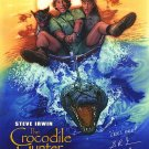 Crocodile Hunter Original Movie Poster Single Sided 27 X40