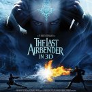 The Last Airbender International Original Movie Poster Double Sided 27 X40