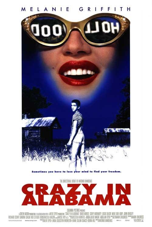 Crazy In Alabama Original Movie Poster 27 X40 Single Sided