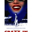 Crazy In Alabama Original Movie Poster 27 X40 Single Sided