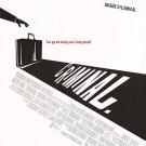 Criminal Original Movie Poster 27 X40 Single Sided