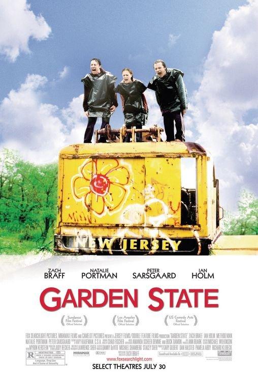 Garden State Original Movie Poster Single Sided 27 X40