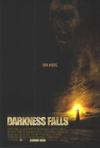 Darkness Falls Original Movie Poster Double Sided 27x40