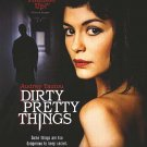 Dirty Pretty Things Dvd Poster Original Movie Poster 27 X40 Single Sided