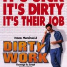 Dirty Work Original Movie Poster 27 X40 Single Sided