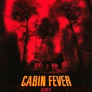 Cabin Fever Original Movie Poster 27 X40 Single Sided