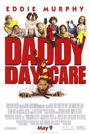 Daddy Day Care Regular Original Movie Poster  Double Sided 27 X40