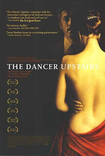 Dancer Upstairs Original Movie Poster Double Sided 27 X40