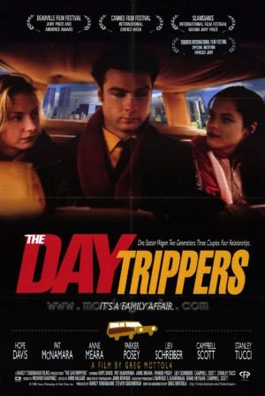 Daytrippers Original Movie Poster Single Sided 27x40