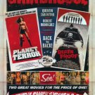 Grindhouse Original Movie Poster Double Sided 27 X40