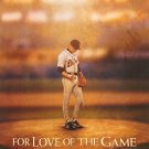 For The Love Of The Game Regular Original Movie Poster Double Sided 27 X40