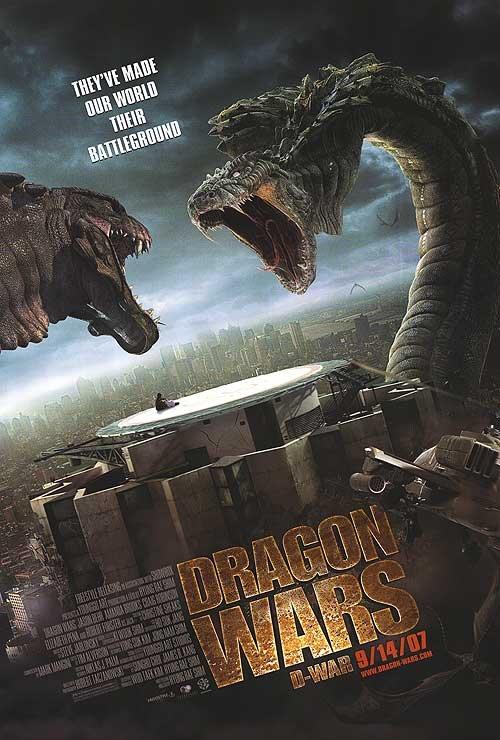 Dragon Wars Original Movie Poster Single Sided 27x40
