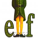 Elf Advance Original Movie Poster Double Sided 27 X40