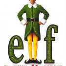 Elf Regular Original Movie Poster Double Sided 27 X40