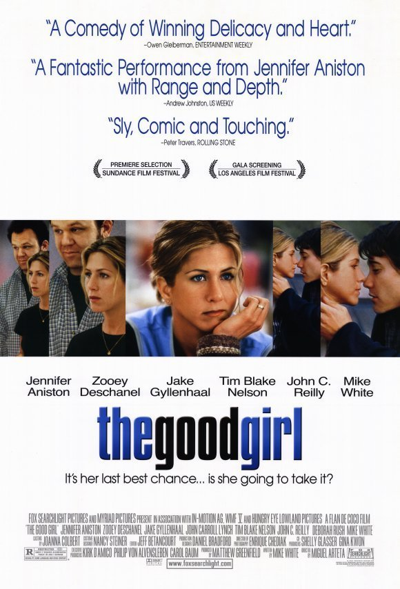 Good Girl Original Movie Poster Double Sided 27 X40