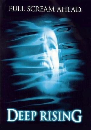 Deep Rising Original Movie Poster Single Sided 27x40