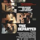 Departed Original Movie Poster Double Sided 27x40