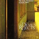 Devil's Reject Original Movie Poster Single Sided 27x40