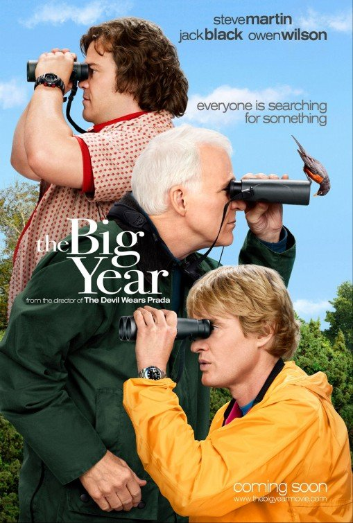 Big Year Original Movie Poster Double Sided 27x40