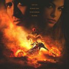 Ghost Rider  Original Movie Poster Double Sided 27 X40