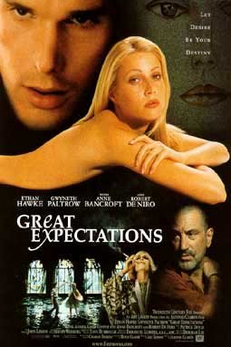 Great Expectations Regular  Original Movie Poster Double Sided 27x40