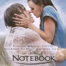 Notebook Version A (This Summer ) Original Movie Poster Double Sided 27 X40