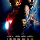 Iron Man  Regular Original Movie Poster Double Sided 27x40