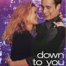 DOWN TO YOU MOVIE Poster ORIGINAL SINGLE SIDED 27 X40
