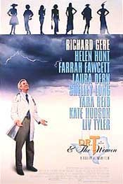 DR T. AND THE WOMAN MOVIE Poster Single Sided ORIG 27 X40