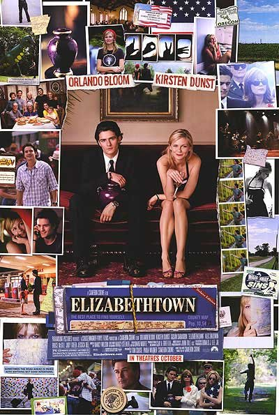 ELIZABETHTOWN INTL Movie Poster  27X40 ORIG DOUBLE SIDED