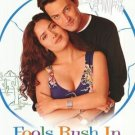 Fools Rush In Original Movie Poster Double Sided 27 x40