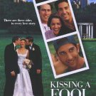 Kissing A Fool Version B Original Movie Poster Double Sided 27 X40