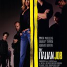 Italian Job Original Movie Poster Double Sided 27x40