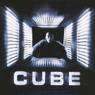 Cube Original Movie Poster Single Sided 27x40