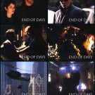 End Of Days Lobby Cards 10 pcs per set