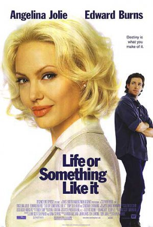 Life Or Something Or Like It Original Movie Poster Double Sided 27x40