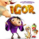 Igor Original Movie Poster Double Sided 27x40