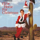 I'll Be Home For Christmas Original Movie Poster Double Sided 27x40