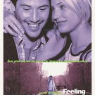 Feeling Minnesota Original Movie Poster Single Sided 27 X40