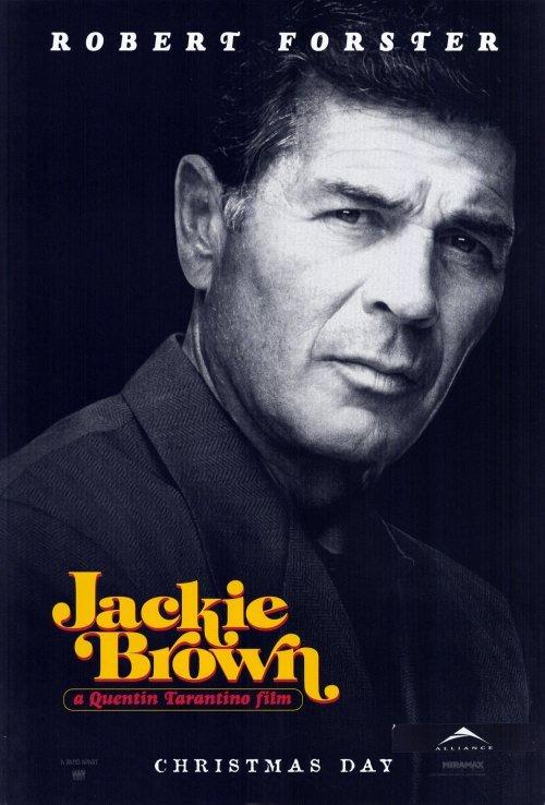 Jackie Brown (Robert Forster) Original Movie Poster Single Sided 27x40