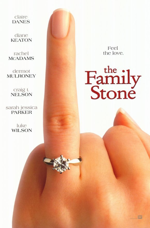 Family Stone Original Movie Poster Double Sided 27 x40