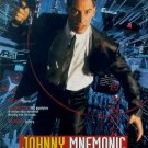 Johnny Mnemonic Original Movie Poster Double Sided 27 X40