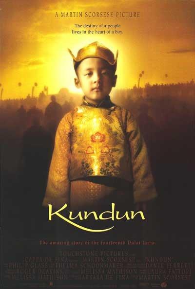 Kundun Original Movie Poster Double Sided 27 X40