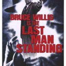 The Last Man Standing Advance Original Movie Poster 27 X40 Single Sided