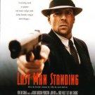 The Last Man Standing Version B Original Movie Poster 27 X40 Single Sided
