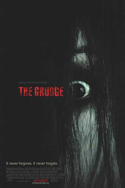 Grudge Original Movie Poster Double Sided 27 X40