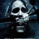 Final Destination 4 Original Movie Poster Double Sided 27 X40