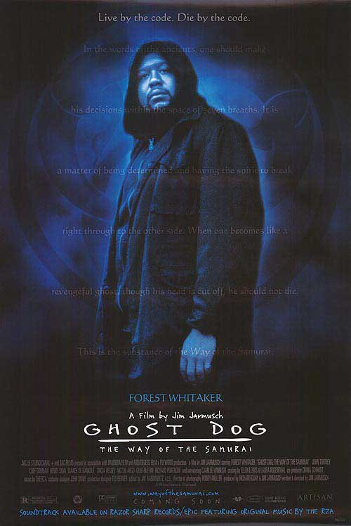 Ghost Dog Original Movie Poster Double Sided 27x40
